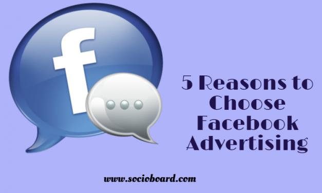 5 Reasons to Choose Facebook Advertising in 2021