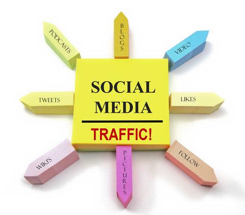 web-social-media-traffic-fast