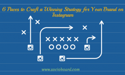 6 Paces to Craft a Winning Strategy for Your Brand on Instagram in 2021