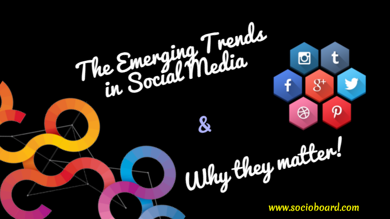 emerging trends in social media