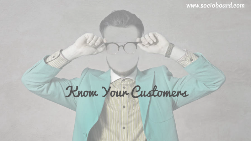 Leverage the Power of Knowing Your Customers