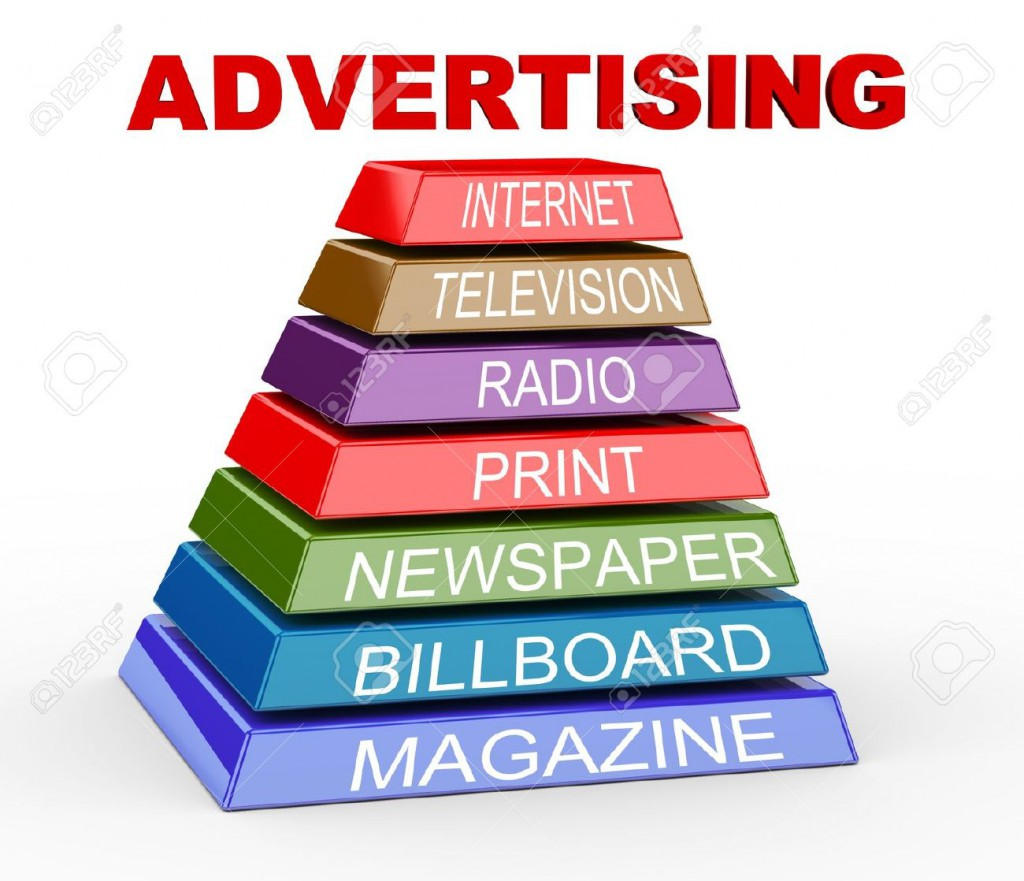 19638419-3d-illustration-of-pyramid-of-various-media-and-channels-for-advertising-and-promotion-Stock-Illustration