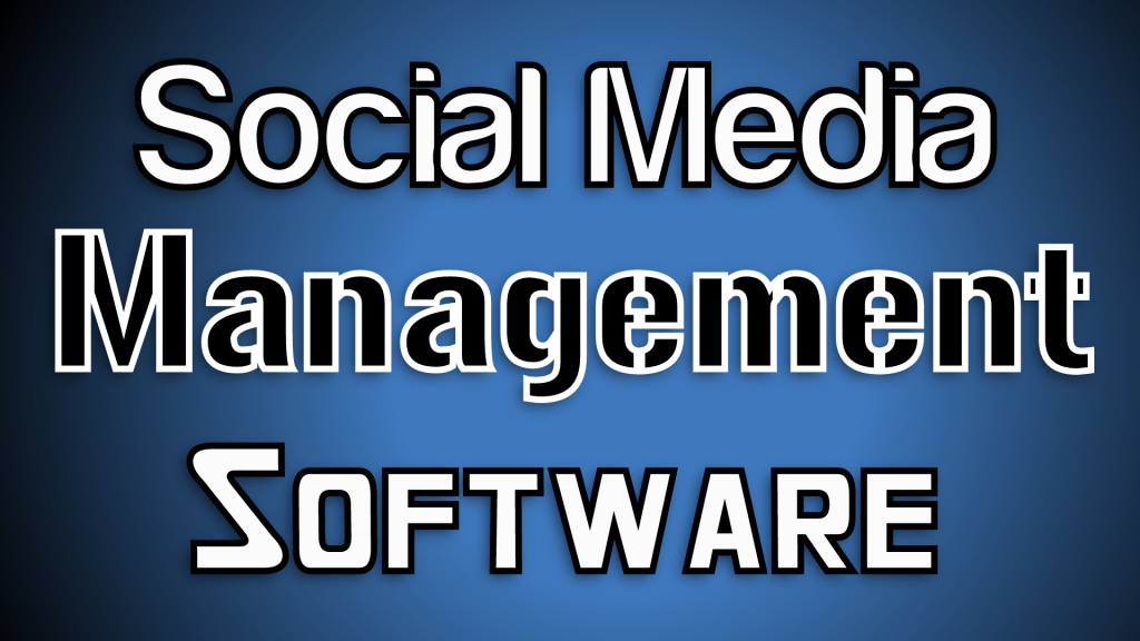 Why has Business Organizations considered Social Media Marketing Software as their Primary Need?