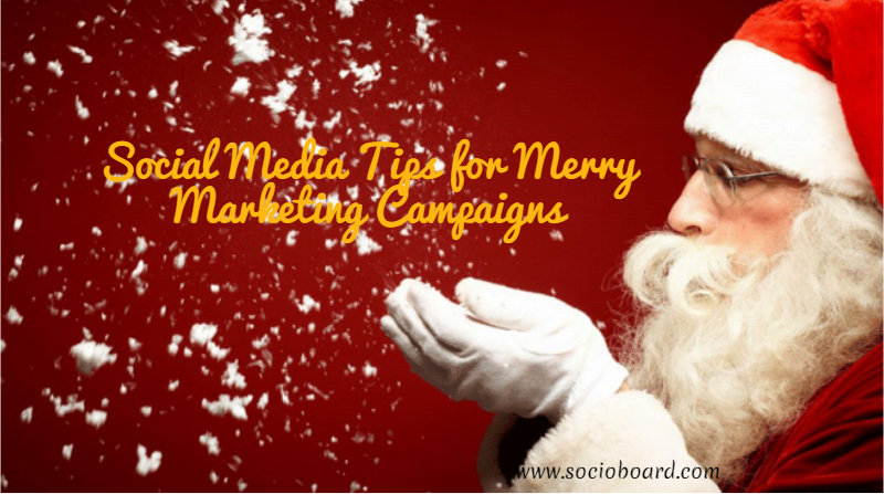 How To Create Successful Social Media Christmas Campaigns?
