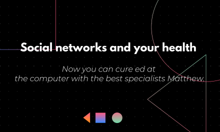 Social networks and your health now you can cure at the computer with the best specialists