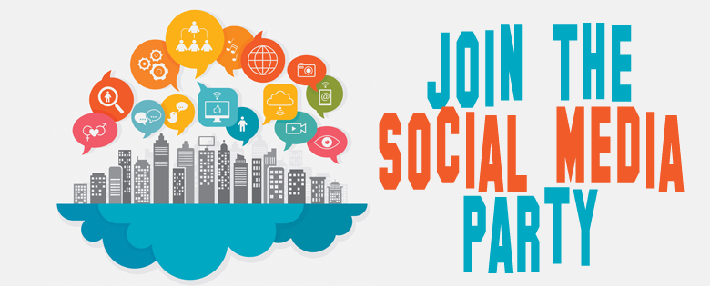 join-the-social-media-party