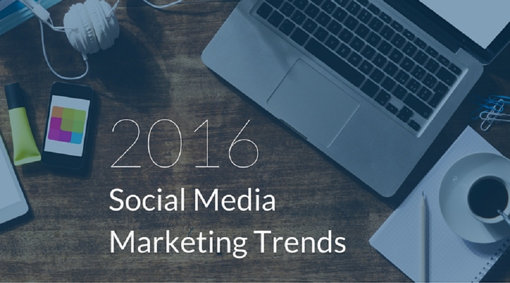 How the 5 Hot Trends are Tweaking Social Media?