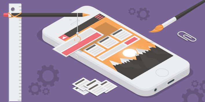 The Structure of a Mobile Landing Page That Renovates