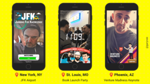 Use Snapchat Geofilters To Announce Product Launches