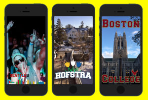 Update Trade Show Visits Using Snapchat Geofilters