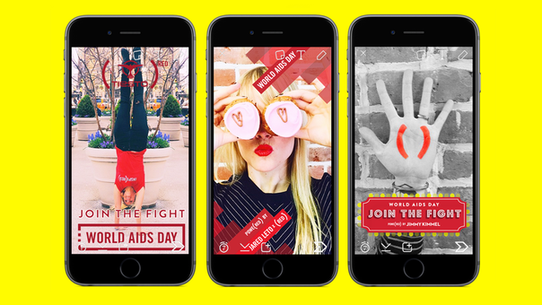 Promote Charity Events Using Snapchat Geofilters