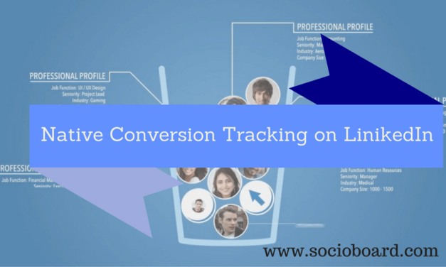 LinkedIn Introduces Native Conversion Tracking