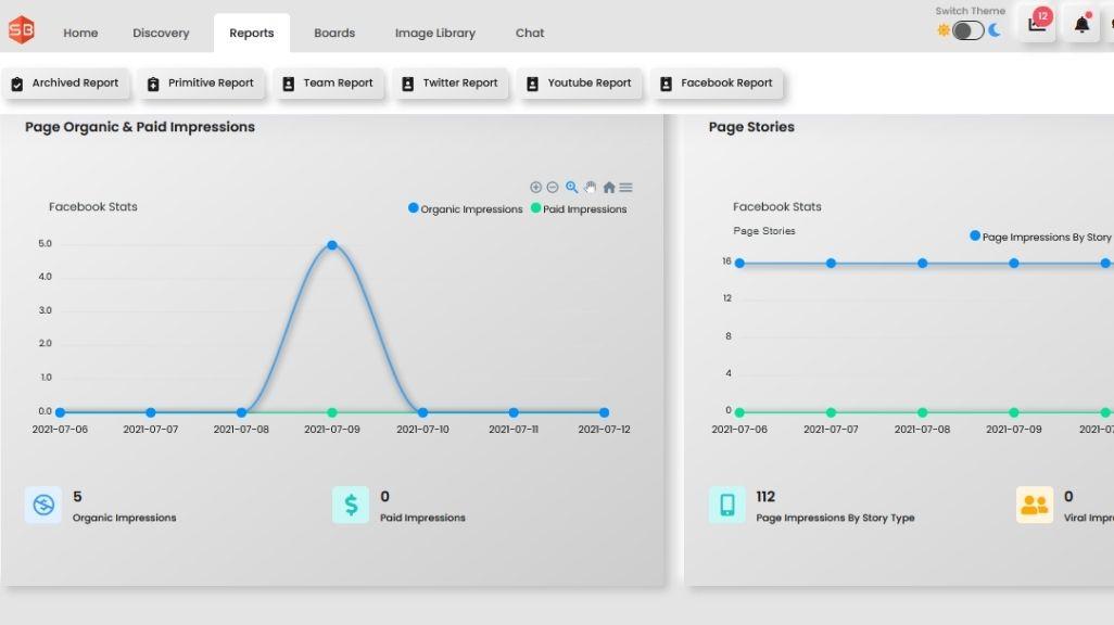 socioboard-analytic-report