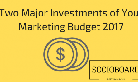 These Two Major Investments Should Be Included In Your Marketing Budget In 2021