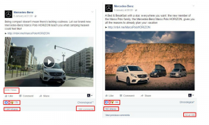 video content generates more engagement than images