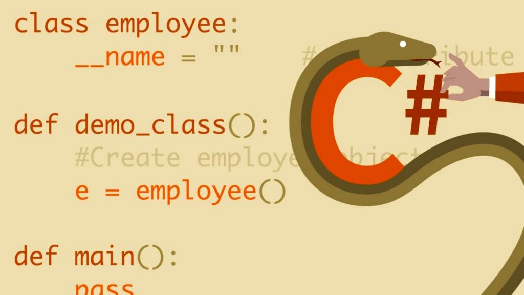 Python-and-C#