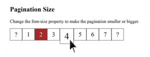 css-pagination-size