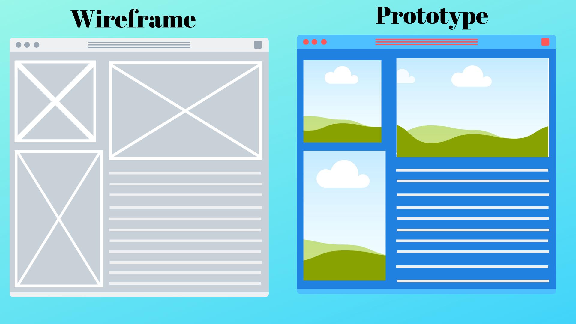 UX/UI-designing