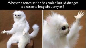Self-obsession