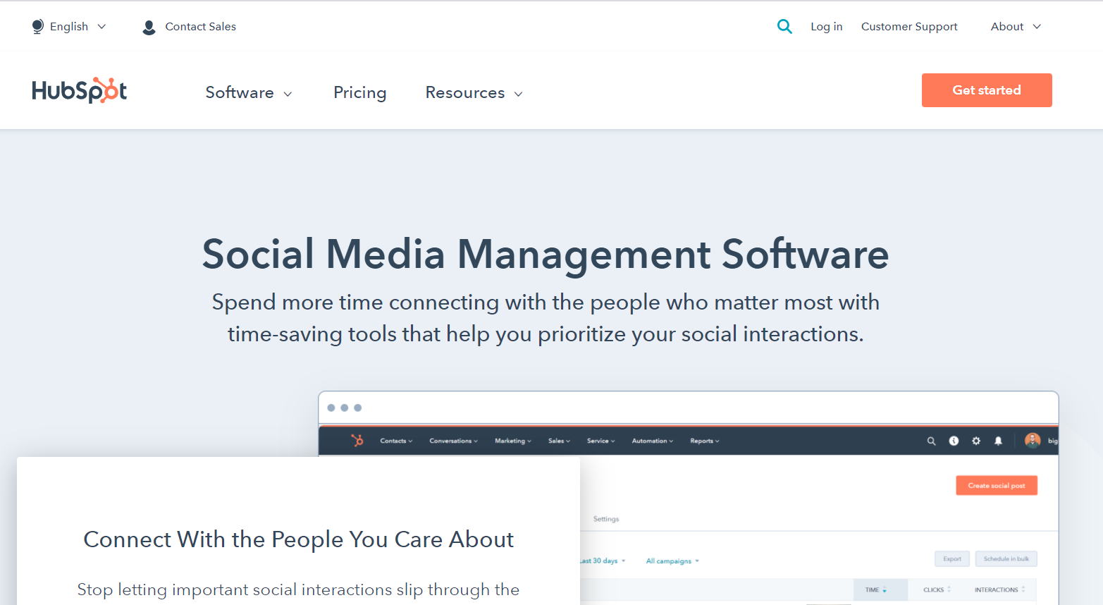 HubSpot-social-media-marketing-tools